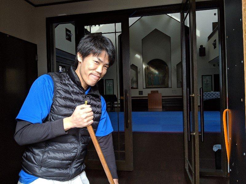 NPO法人日本ハウスクリーニング協会ボランティアお掃除の日:ボランティアお掃除写真その3