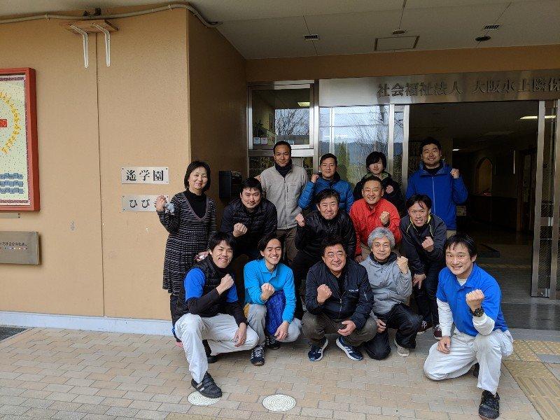 NPO法人日本ハウスクリーニング協会ボランティアお掃除の日:ボランティアお掃除写真その1